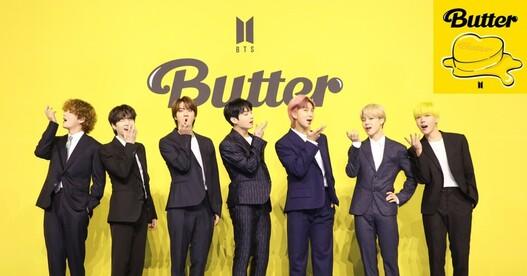 Butter Bts Lyrics Promotion